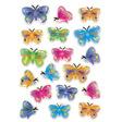 HERMA Schmucketiketten, MAGIC Schmetterlinge