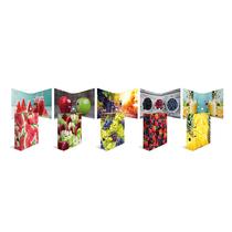 HERMA Sortiment Motivordner A4 Früchte - 10 St.