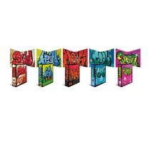 HERMA Sortiment Motivordner A4 Graffiti - 10 St.