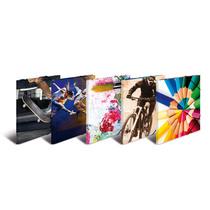 HERMA Sortiment Sammelmappen A4 Impressions Karton - 10 St. sortiert