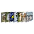 HERMA Sortiment Sammelmappen Glossy Tiere A3 PP - 10 St. sortiert