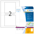 HERMA SPECIAL A4 CD-Cover-Etiketten (Papier)