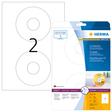 HERMA SPECIAL A4 CD-Etiketten (Folie)