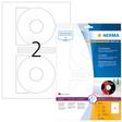 HERMA SPECIAL A4 CD-Etiketten (Inkjet Glossy)