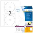 HERMA SPECIAL A4 CD-Etiketten (Papier)