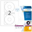 HERMA SPECIAL A4 CD-Etiketten (Papier, Inkjet)