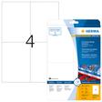 HERMA SPECIAL A4 Folien-Etiketten weiß strapazierfähig