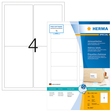 HERMA SPECIAL A4 Inkjet-Etiketten 100 Blatt / Packung