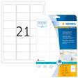 HERMA SPECIAL A4 Inkjet-Etiketten 25 Blatt / Packung
