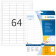 HERMA SPECIAL A4 Korrektur- / Abdeck-Etiketten
