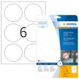 HERMA SPECIAL A4 Schilder strapazierfähig Folie weiß