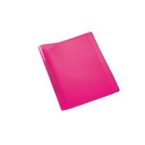 HERMA Spiralschnellhefter A4 transluzent pink