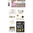 HERMA Sticker HOME Geschenkesticker Best Wishes