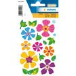 HERMA Sticker MAGIC Flowers, 3D-Flügel