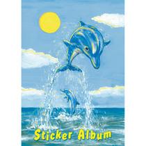 HERMA Stickeralbum A5, Der Kleine Delfin