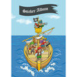 HERMA Stickeralbum A5, Piratenabenteuer