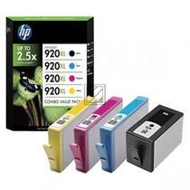 HP 920XL Tintenpatrone Multipack cmyk