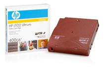 HP C7972A Ultrium 2 400GB Datenkassette