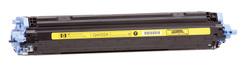 HP Druckkassette yellow mit ColorSphere Toner Q6002A