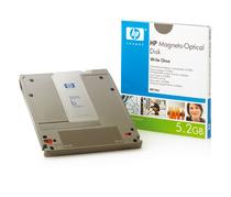 HP WORM-Disk MO 8x 5,2 GB