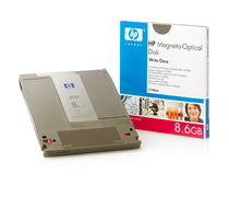 HP WORM Optical Disk 8,6 GB