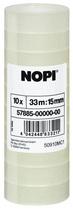 Klebefilm NOPI® transparent