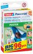 Klebestück tesa Powerstrips® Poster Big Pack