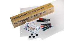 Legamaster Aktion UNI. Flipchart Triangle mobil + gratis Flipchart Starter Kit