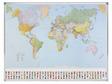 Legamaster Landkarten PROFESSIONAL Welt