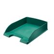 Briefkorb, Sortierkorb DIN A4, stapelbar, grün