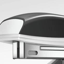 Leitz Büroheftgerät NeXXt Metall