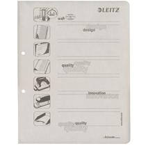 Leitz Deckblatt