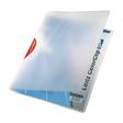 Klemmmappe DIN A4, transparent, für 30 Blatt