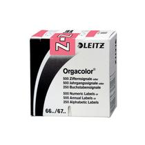 Leitz Orgacolor® Buchstabensignal