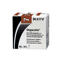 Leitz Orgacolor® Ziffernsignal