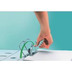 Leitz Qualitäts-Ordner Plastik breit
