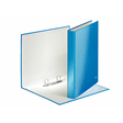 Ringbuch, Präsentationsringbuch 2-Ringe, DIN A4, Ø 20-27 mm, blau