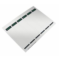 Leitz Rückenschild selbstklebend PC