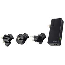 Leitz USB Reise-Netzteil und Powerbank Complete 3000