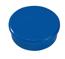 Magnet 38 mm blau Dahle 06.95538