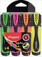 Maped Textmarker FLUO Peps Ultra Soft