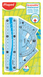 Maped Zeichenset Flex Mini 4-teilig