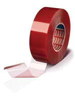 Montageklebeband tesafix® 4965 Temperaturbeständiges doppelseitiges Klebeband