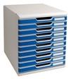multiform Schubladenbox MODULA A4 Classic Office