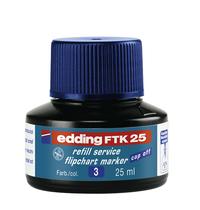 Nachfülltinte edding FTK 25 refill service flipchart marker