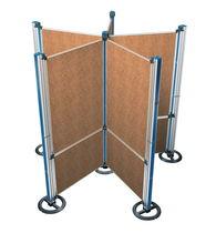 Nobo® Korkpaneel für Multifunkitonswand