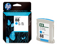 Officejet Tintenpatrone cyan HP 88