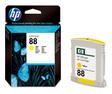 Officejet Tintenpatrone gelb HP 88