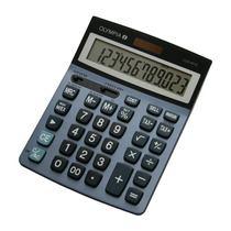 Olympia Tischrechner LCD 6112