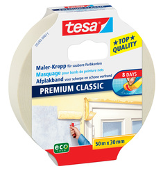 Papier-Klebeband tesa® Maler-Krepp Classic